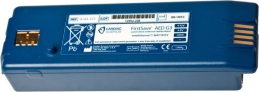 Cardiac Science First Save Battery